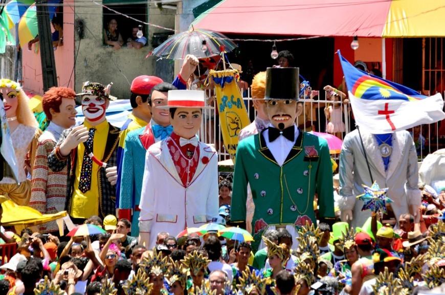 Bonecos de Olinda – Olinda